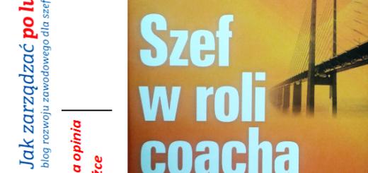 pomocny szef, coaching w pracy
