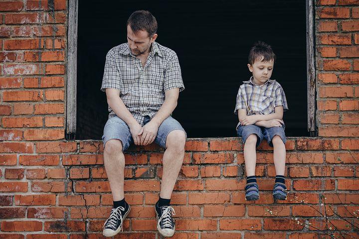 nieobecny ojciec a rozwój dziecka
