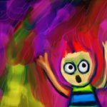 krzyk a wpływ na innych
